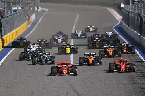 A Pirelli a leglágyabb keverékeket viszi az Orosz Nagydíjra: esély a Red Bull számára?