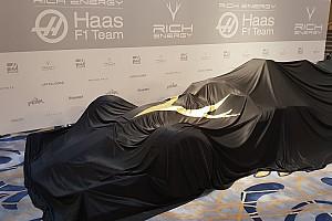 La presentazione della livrea Haas 2019 in DIRETTA Streaming su Motorsport.com!