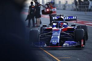 In beeld: De beste foto's van de eerste Formule 1-testdag