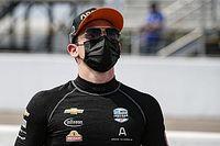 O'Ward leads Jones, Grosjean in eight-car Laguna Seca test