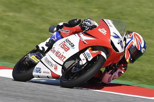 Moto3スティリア決勝:小椋藍、今季4度目の表彰台獲得。ビエッティが初優勝