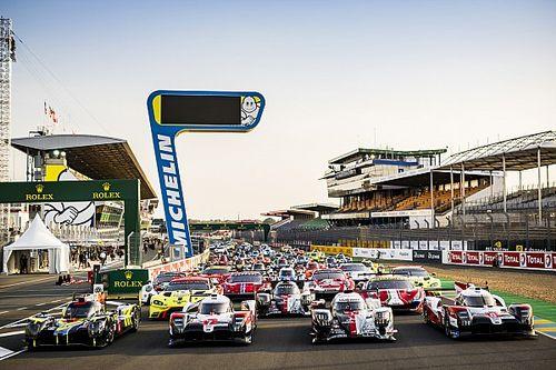 La parrilla de salida de las 24h de Le Mans 2020