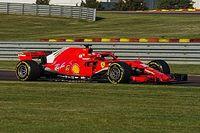 Schumacher, Shwartzman e Ilott prueban con Ferrari en Fiorano