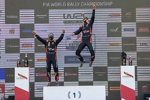 Tanak se impone en Estonia en el regreso del WRC