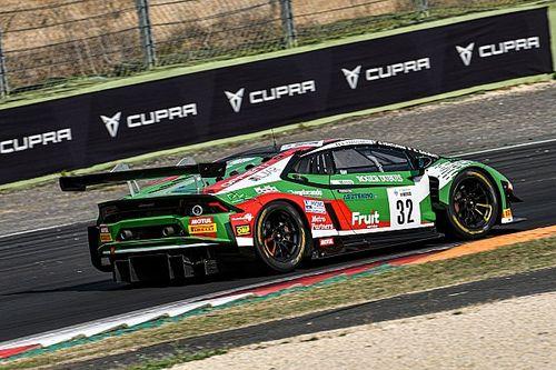 GT Endurance: la Lamborghini di Imperiale vince a Vallelunga
