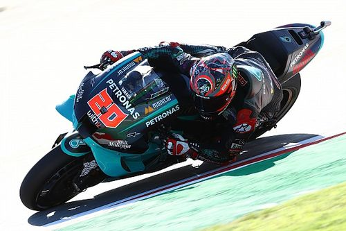 Barcelona MotoGP: Quartararo dominant in first practice