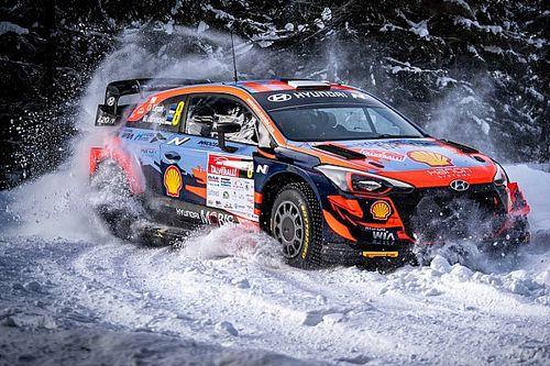 WRC: 1-2 Hyundai al Rally Otepää in vista dell'Arctic