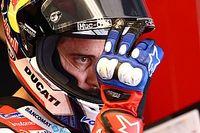 Dovizioso, aliviado con su salida de Ducati