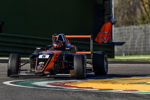 F4: Cenyu Han 'McQueen' rimane con VAR per il 2021