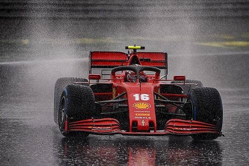 """Leclerc a été """"trop optimiste"""" dans le dernier tour en Turquie"""