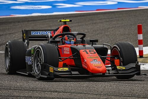 F2 Bahreyn: Drugovich kazandı, Schumacher ve Tsunoda yıldızlaştı!