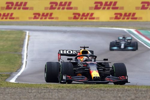 F1 Emilia Romagna GP: Verstappen wins thriller as Hamilton recovers to second