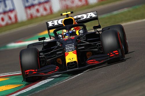 Red Bull: Perez progress 'incredible' in Imola qualifying