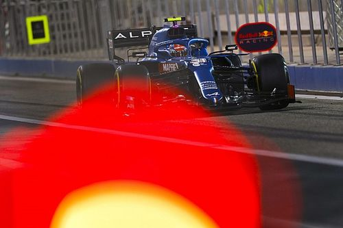 """Ocon: """"Quiero que se me escuche como a Alonso en Alpine"""""""