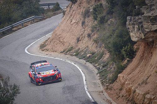 WRC: Neuville sigue en cabeza en España y Sordo se acerca a Ogier