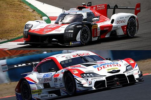 Is a SUPER GT car now faster than a WEC hypercar?