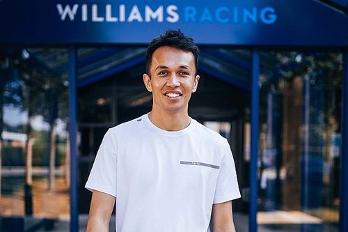 Albon yet to find out what 'very strict' clauses cover to protect Mercedes