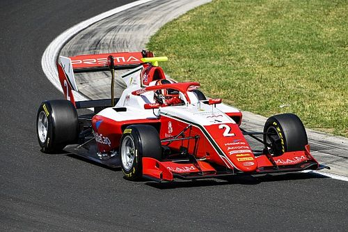 Hungary F3: Leclerc leads Prema to qualifying front row lock-out
