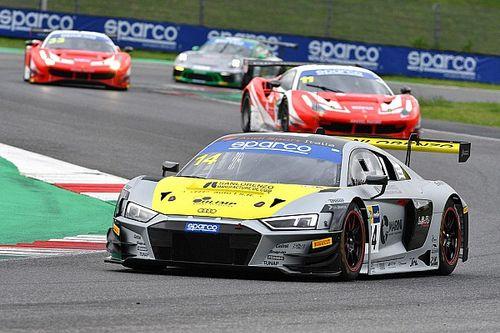 GT Sprint: Ghiotto-Frassineti penalizzati, vince l'Audi
