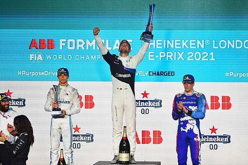 London winner Dennis shocked by his success in rookie FE season