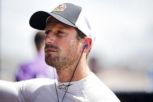 Indy: Grosjean bate pace car antes de primeiro TL de Laguna Seca