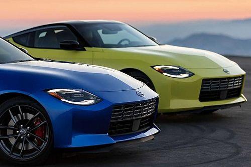 Globális pályázaton választották ki a 2023-as Nissan Z formaterveit