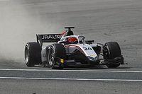 F2, Silverstone, Feature Race: monologo di Nikita Mazepin