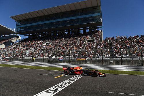 """「ホンダファンのためにもベストを尽くす」フェルスタッペン、""""日本GP中止""""に思い語る"""