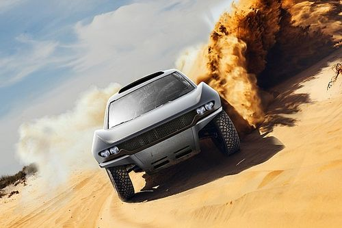 Prodrive to contest 2021 Dakar Rally