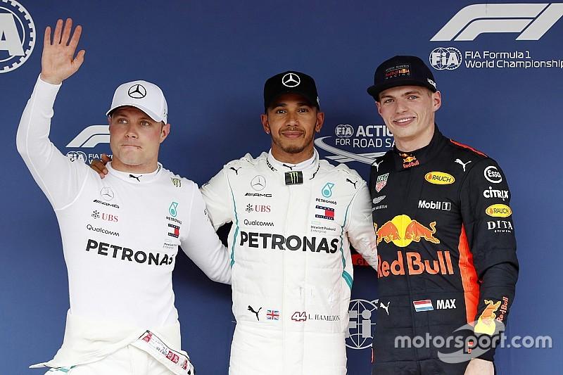 Japonya GP: Hamilton, 80. pole pozisyonunu aldı, Vettel 9. oldu!