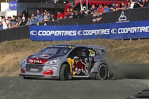 Hansen keen on reviving World RX team after Peugeot exit