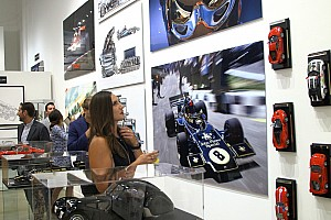 Motorsport Gallery hosts exclusive exhibition in Miami's Wynwood