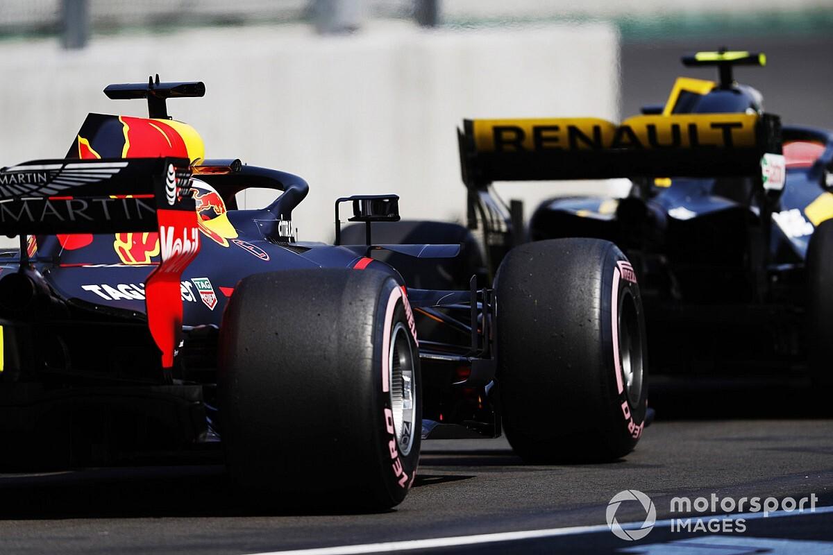 Red Bull beberkan bukti kelemahan mesin Renault