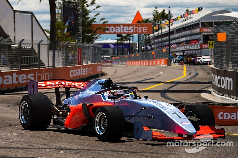 GRM set for first S5000 test