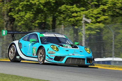 Wright Motorsports shuffles IMSA driver line-up