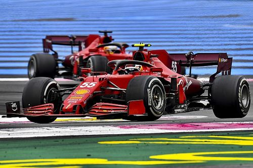How Ferrari is staying calm over an F1 problem it can't yet solve