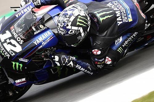 """MotoGPオランダFP2:""""ダッチウェザー""""の雨。不完全燃焼なセッションに……。中上は総合トップ10逃す"""