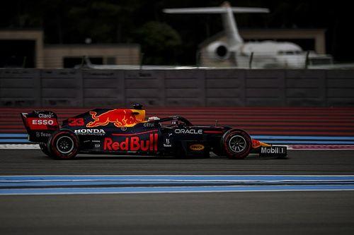 法国大奖赛排位赛:维斯塔潘击败汉密尔顿,夺下本赛季第二个杆位