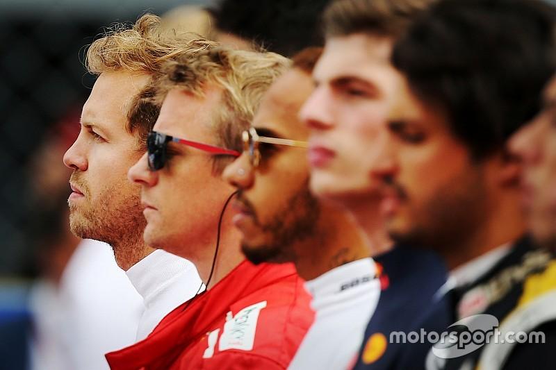 Los pilotos y equipos de Fórmula 1 para la temporada 2019
