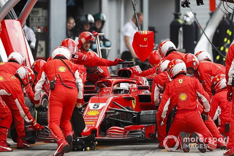Феттель отверг предположения, что Ferrari запуталась в развитии машины