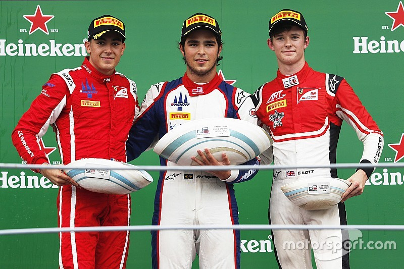 Monza GP3: Piquet beats Alesi in thrilling duel