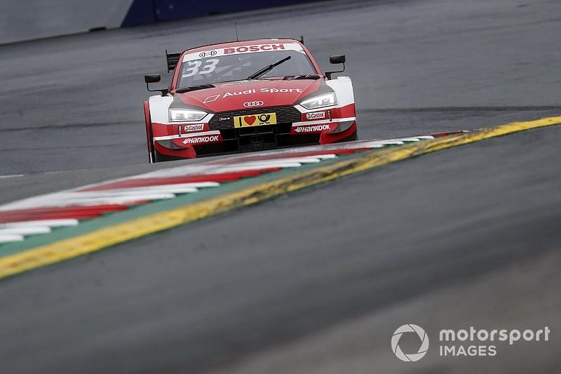 Red Bull Ring DTM: Juncadella'nın cezası sonrası Rast sürpriz bir zafer kazandı