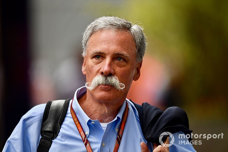Carey stupito dalle critiche dei promoter F1: