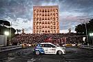 Buongiorno dal Parco Assistenza del 4° Rally di Roma Capitale