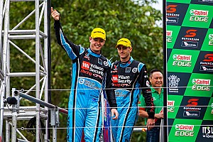 Supercars Breaking news Wall, Russell closing in on Supercars endurance seats