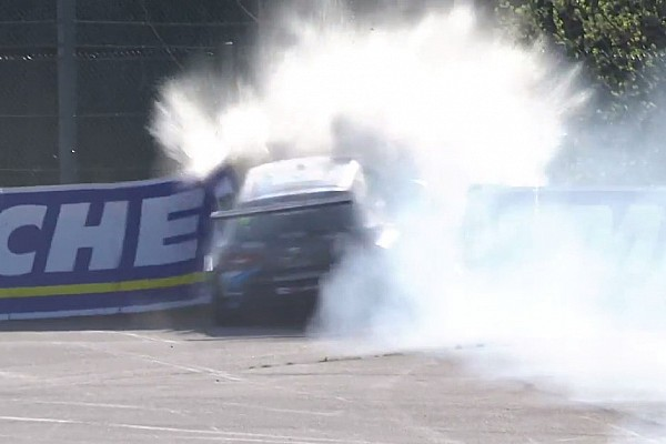 Video: Heftiger Crash bei TCR in Spa-Francorchamps
