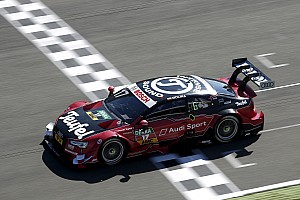 DTM Breaking news Lausitz DTM: Molina sees off Green for Race 1 win
