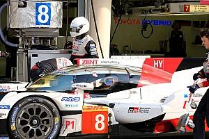 WEC Noticias de última hora Toyota competirá en WEC hasta 2019
