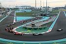 Regionale indeling F1-kalender voorlopig van de baan