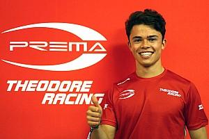 FIA F2 Actualités De Vries rejoint Gelael chez Prema